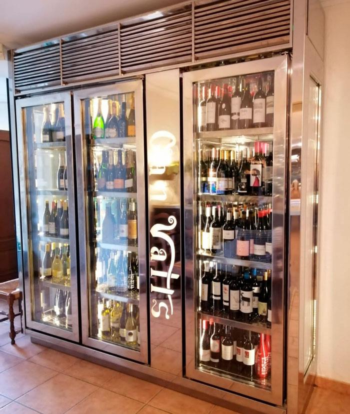Vinoteca a mida Restaurant Can Valls